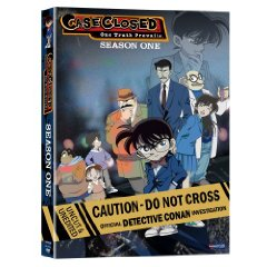 Case Closed Season One