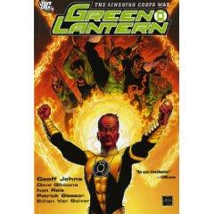 Green Lantern The Sinestro Corps Wars