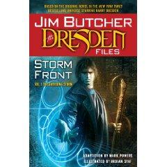 The Dresden Files Volume 1