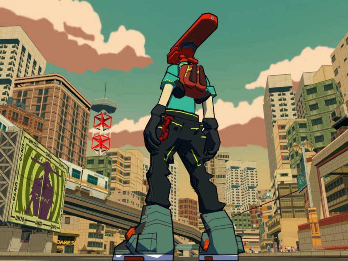 Understand Bomb Rush Cyberfunk – Coming from Team Reptile | Otaku ...