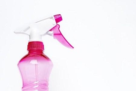 洗剤スプレー
