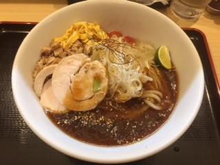 ワンデバ 冷麺