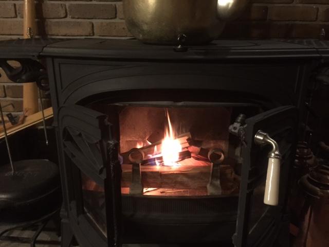 2017初焚き