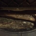 【検証】選木薪を1晩焚いた時の熾きの残り方について