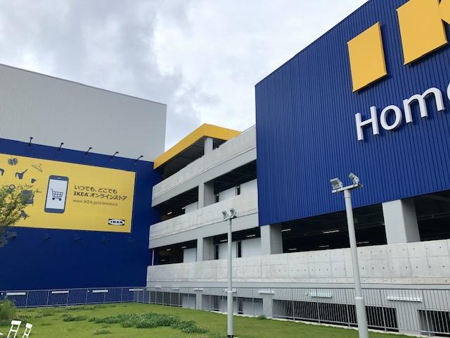 IKEA長久手に行きました