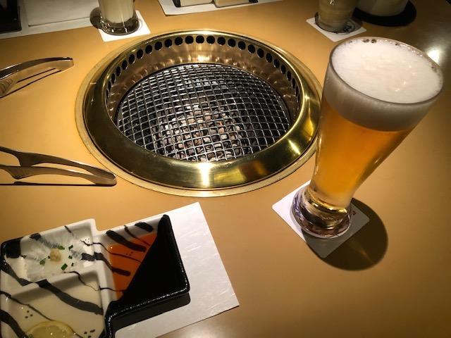 【焼肉 桔梗苑】遅くなった誕生日の焼肉