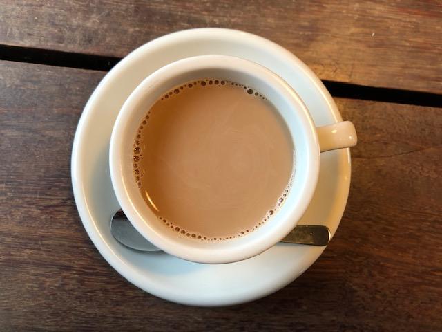各務原の喫茶「スナッチ」でモーニング