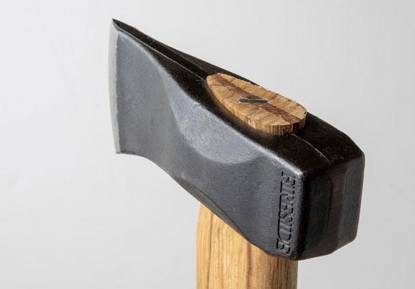 【国産薪割り専用斧】ファイヤーサイドアックスが発売