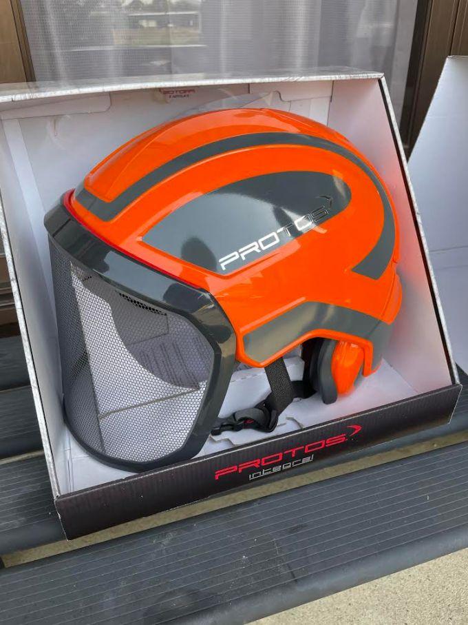 【かっこいい林業用ヘルメット】ファナーのヘルメットについて