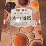 【図鑑】板目・柾目・木口でわかる木の図鑑