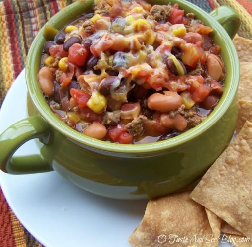 taco soup 29