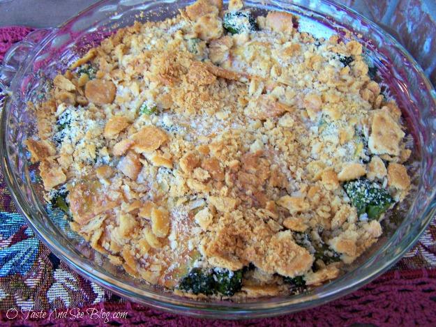 broccoli casserole 005
