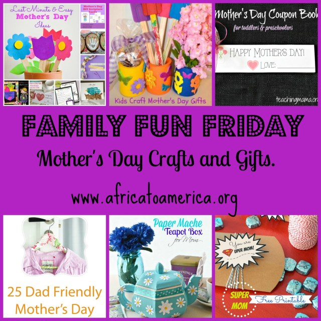 mother's day family fun