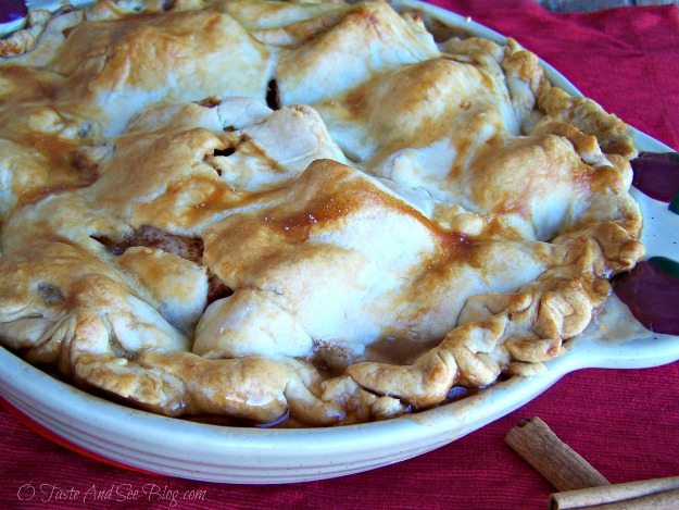 old fashion apple pie 010a
