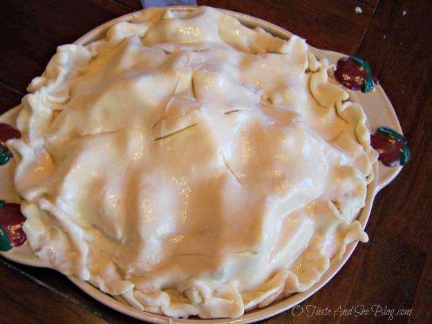 old fashion apple pie 024