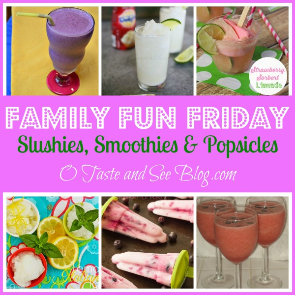 slushies smoothies and popsicles