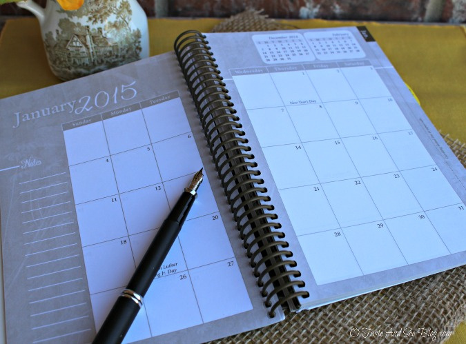 2015 Daily Planner Review #ad 454