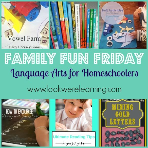 Language Arts for Homeschoolers
