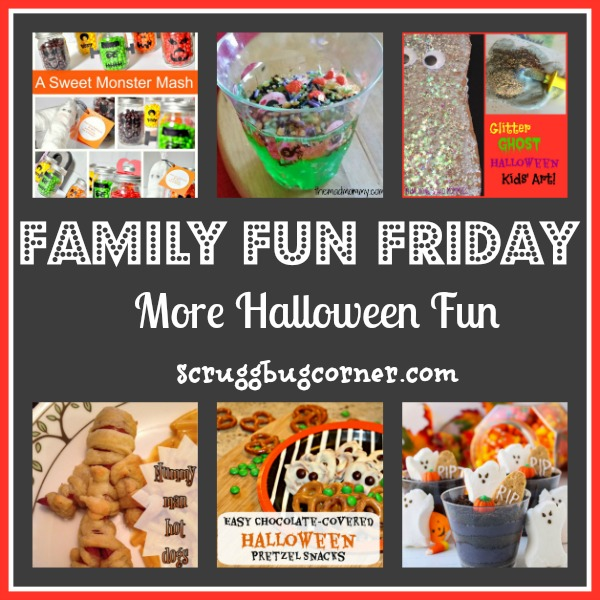 More Halloween Fun for the Family!