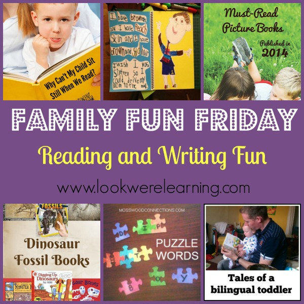 Reading and Writing Activities for Kids