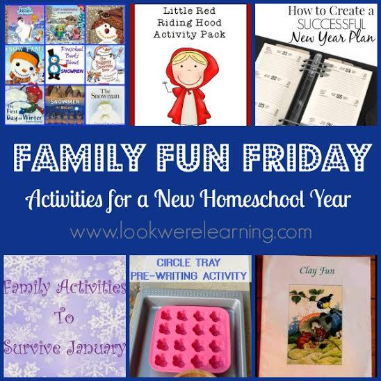 activitiess for homeschool