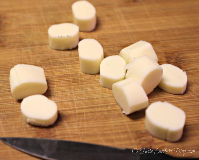 herb and garlic cheese bombs