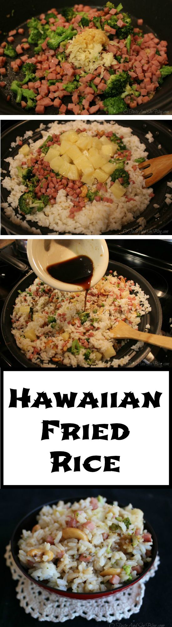 Hawaiian Fried Rice SmithfieldHambassador AD