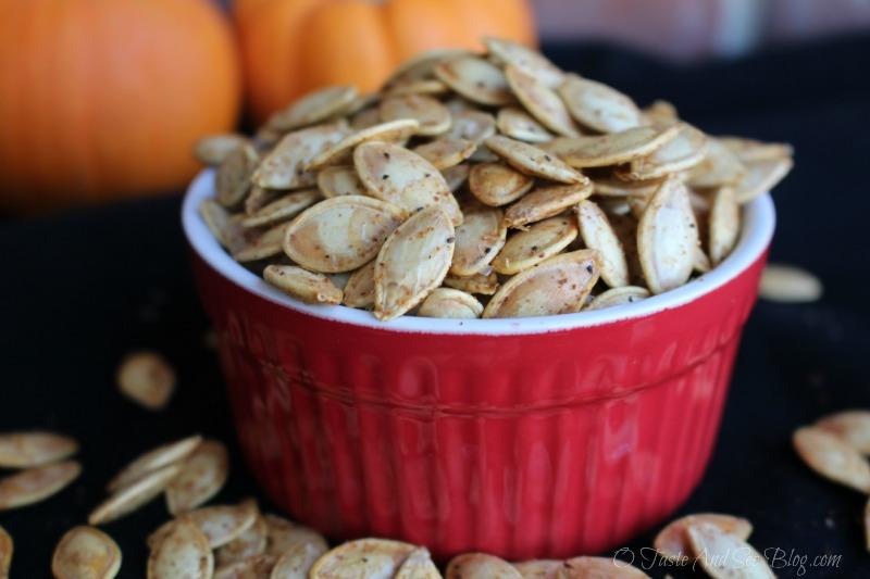 Taditional pumpkin seeds