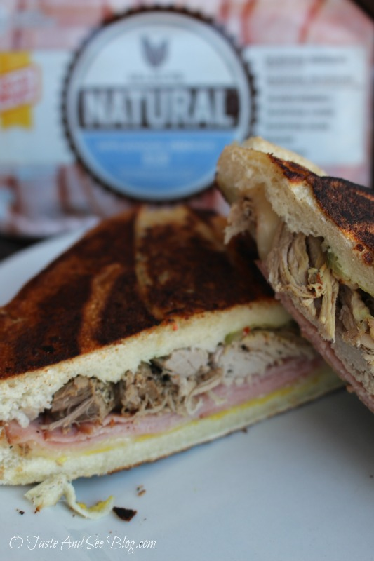 Almost Traditional Cuban Sandwiches