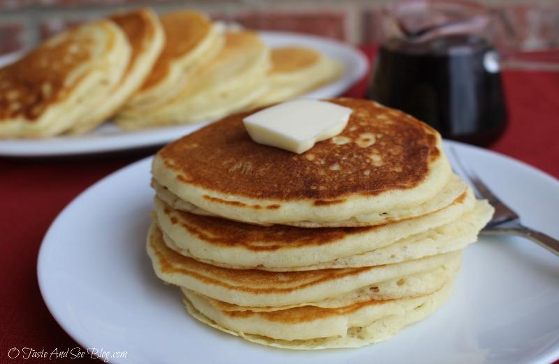 Perfect Pancake Recipe Pamcakes