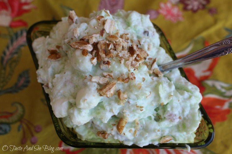 Watergate Salad #SongstoShare #ad