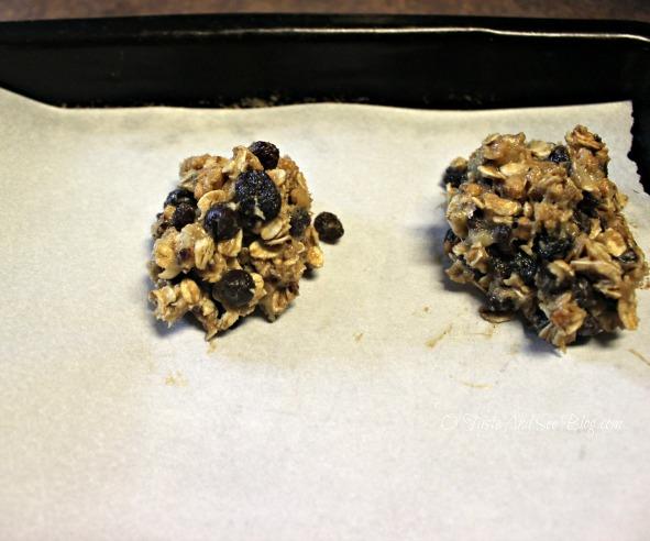Granola Breakfast Cookies #ad #ZonePerfectLittleWins