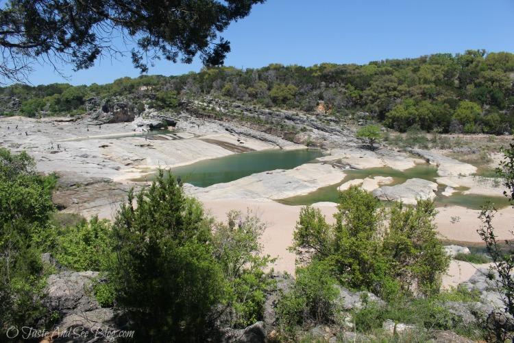 Dripping Springs TX Pedernales Falls