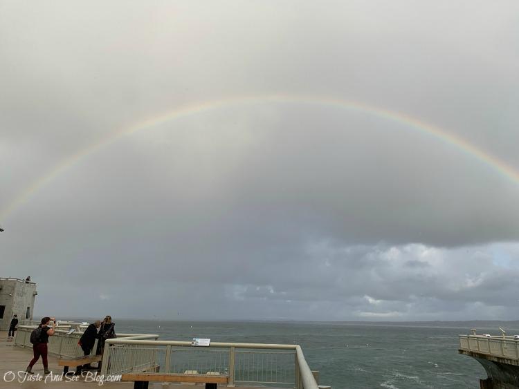 Monterey Bay Aquarium Rainbow