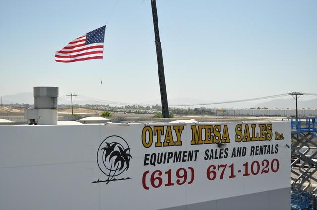 Otay Mesa Sales Inc Industrial  Construction Equipment
