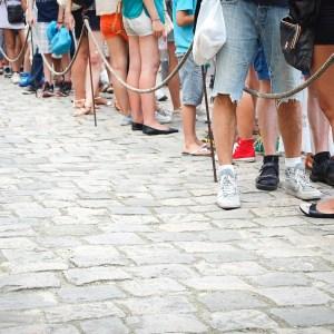Gérer l'attente et les flux de visiteurs en période de forte affluence - 2 jours