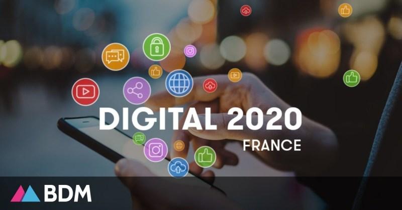 Digital 2020 France We are social 1200x628 1