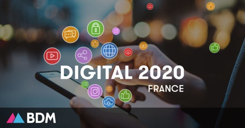 Digital 2020 France We are social 1200x628 1