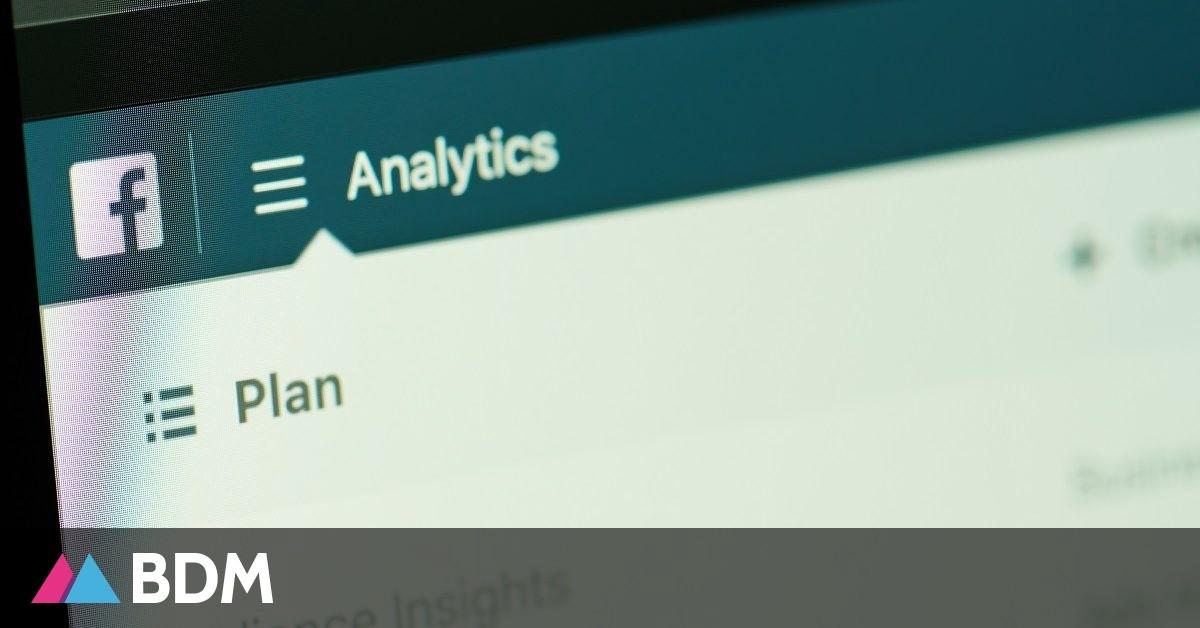 Facebook Analytics ne sera plus disponible à partir du 30 juin - BDM