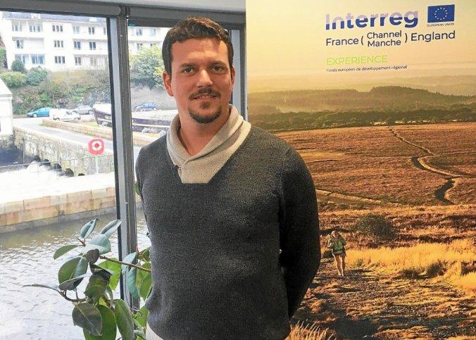 john morzadec vient de rejoindre l equipe de l office