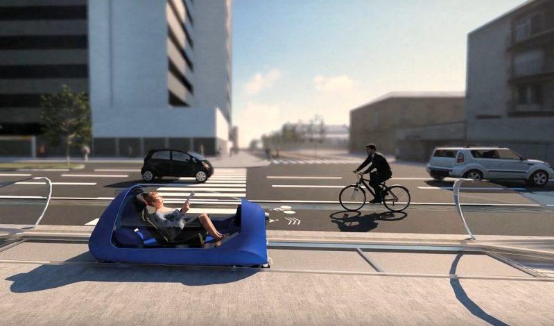 « Avec Urbanloop, nous voulons concurrencer la voiture en ville »