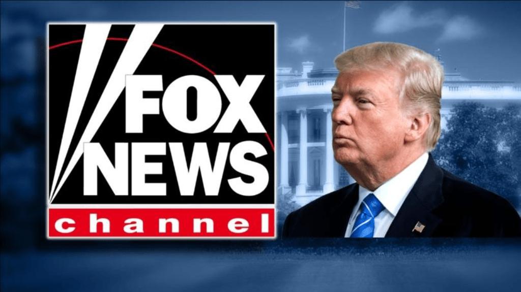 trump vs fox news