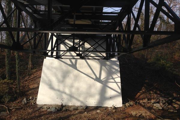 McArthur Blvd Bikeway Historic Truss Bridge Restoration