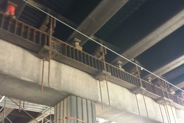Rte 28 over I-66 Bridge Rehab#2
