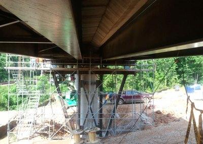 WMATA Cheverly Bridge 2011