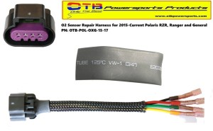 Oxygen Sensor Repair Harness | OTB Powersports Products