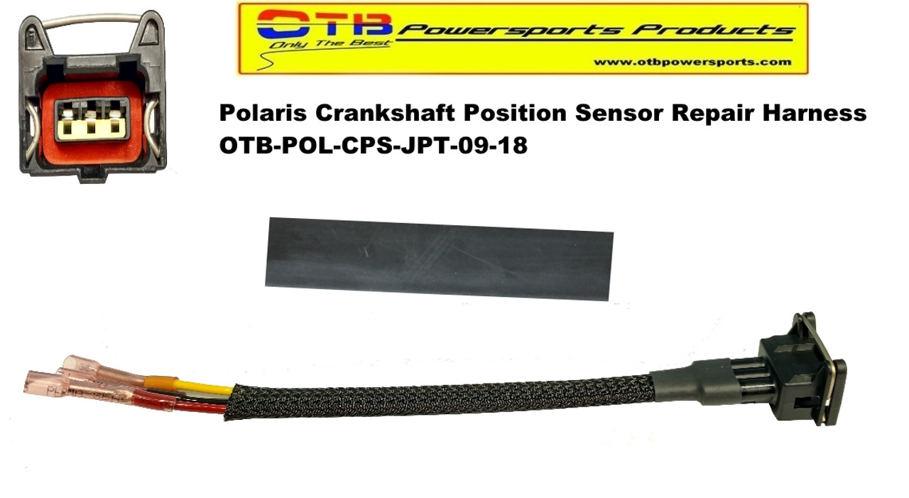 crankshaft position sensor harness PCI Wiring Harness