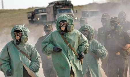 BIOLOGICAL WEAPONS AND BIOWARFARE – OTC