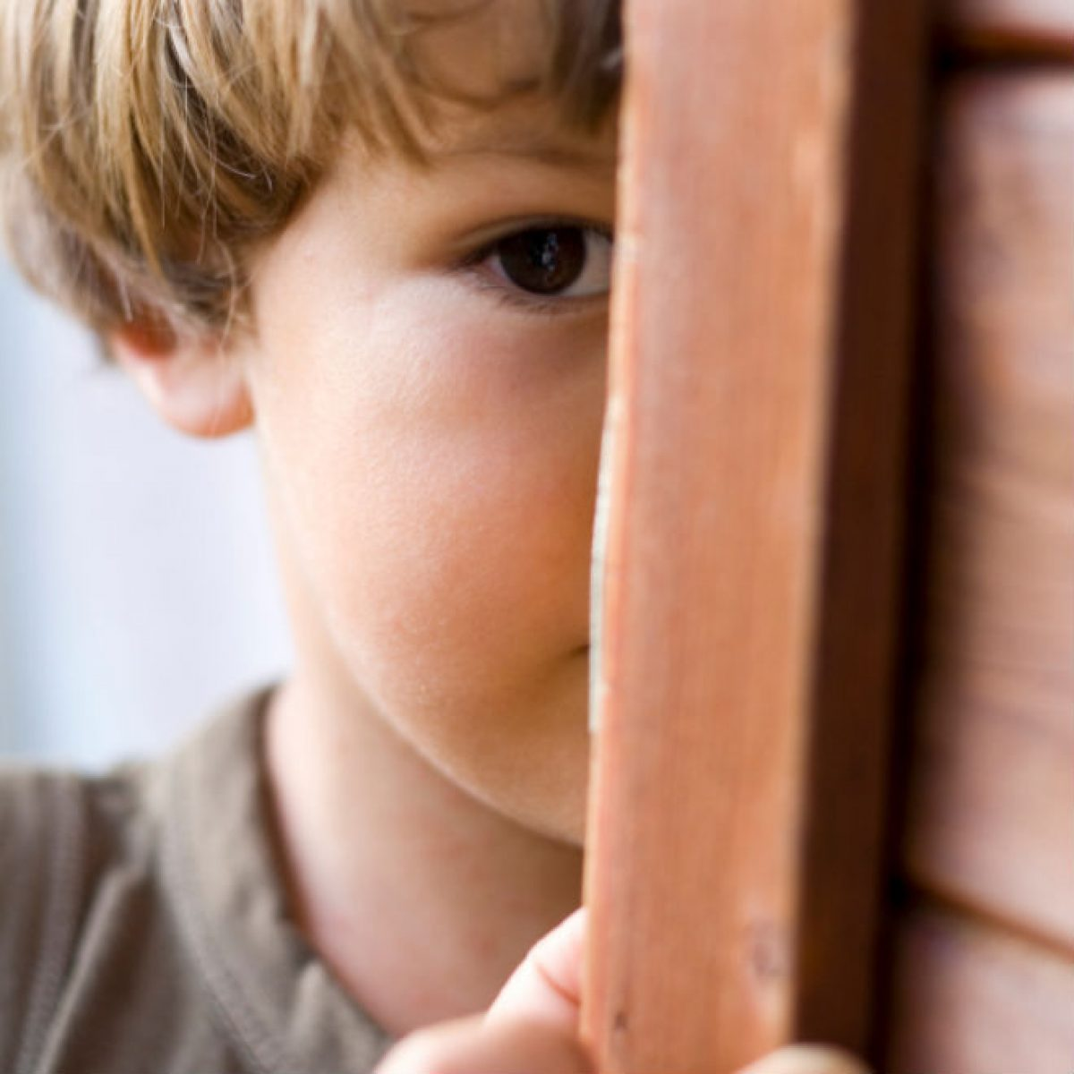 Prečo sú deti plaché?