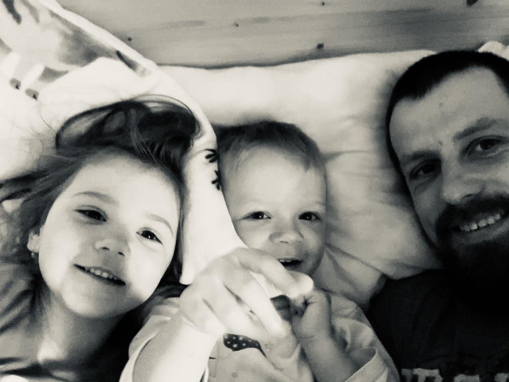 Tomáš Rusňák: Byť prítomný ako otec počas výchovy je pre mňa požehnaním